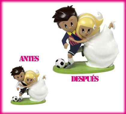 Figuras de Novios Personalizadas