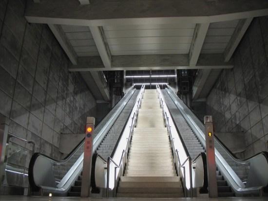 Estación de Sarriko. / WikiMedia (CC).