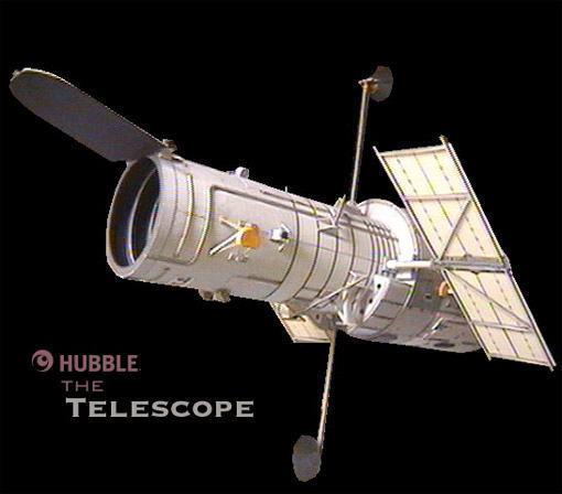 Modelo de Papel do Telesc243pio Hubble 171 Blog de Brinquedo