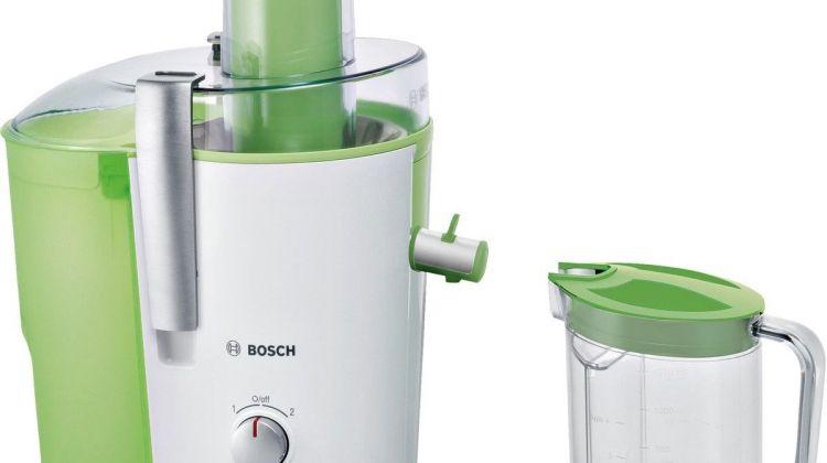 Bosch MES25G0 – un storcător bun pentru fructe și legume