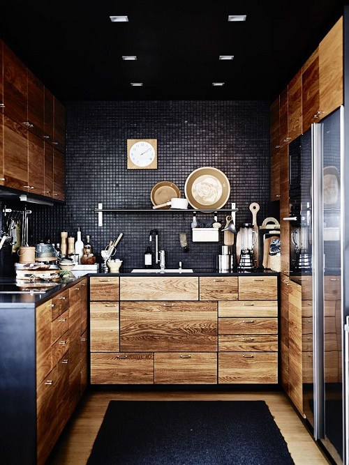 mobilier de tipul lemnului