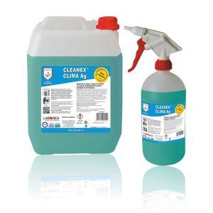 Agent curatare cu actiune antibacteriana pentru aparate de aer conditionat Chemstal CLEANEX CLIMA Argint 1 kg