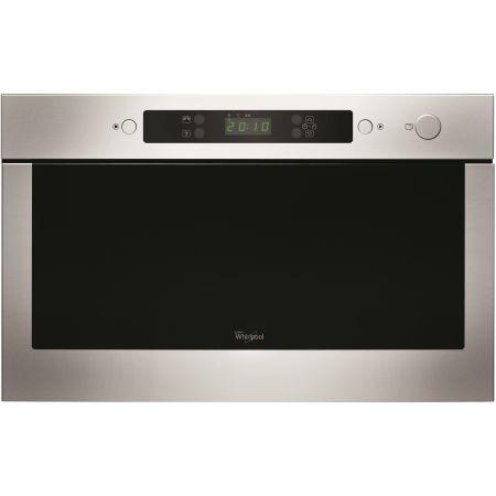cuptor-cu-microunde-incorporabil-whirpool-amw435ix-22-l-750-w-display-electronic-inox