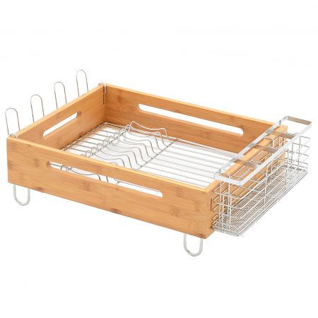 suport-pentru-vase-kring-bamboo-otel-inoxidabil-cu-cadru-din-bambus-56x36-5x14-8-cm