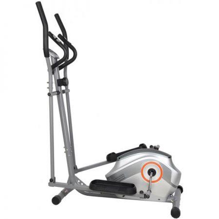 Bicicleta eliptica Fittronic 501E, greutate suportata 110kg, volanta 7 kg