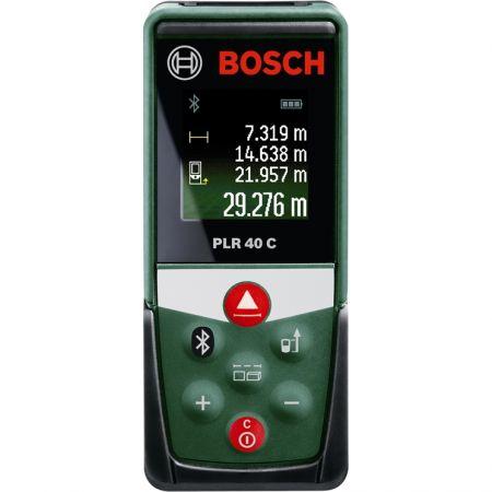 Telemetru cu laser Bosch PLR 40 C