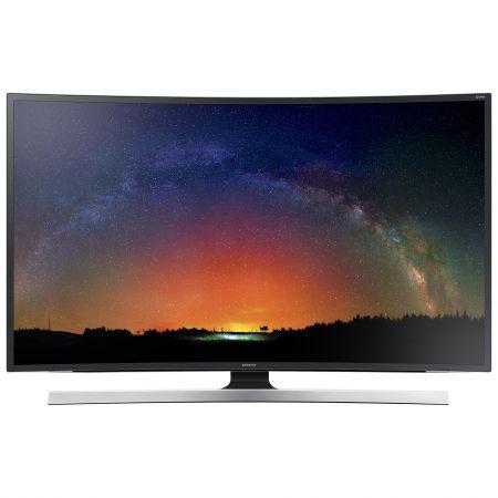 Televizor SUHD Curbat Smart 3D Samsung, 121 cm, 48JS8500, 4K Ultra HD