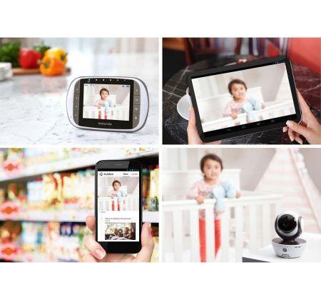 Cel mai bun baby monitor cu funcție video pentru cel mic