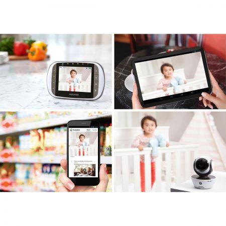 cel mai bun baby monitor cu funcție video