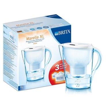 Cana filtranta Marella XL Starter Pack (alb) - Brita