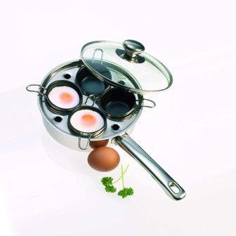 Tigaie Gourmet cu capac 22 cm - Demeyere