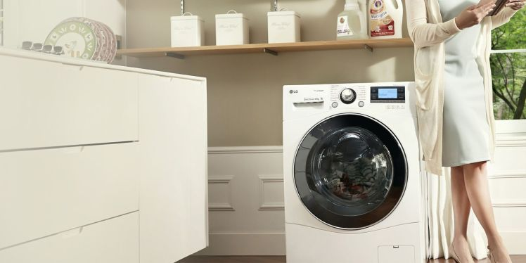 mașini de spălat LG
