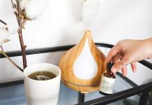 difuzor pentru aromaterapie