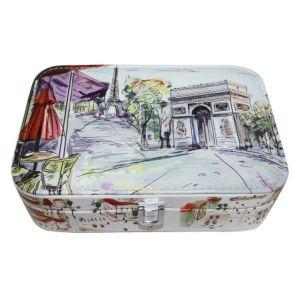 Caseta de bijuterii Avenue, Multicolor
