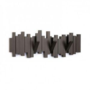 Cuier Sticks multihook, negru