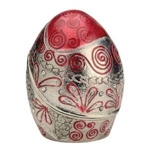 Decoratiune Arora Design, Contemporary Egg - Ruby