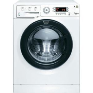 Masina de spalat rufe Slim Hotpoint WMSD723B, 1200 RPM, 7 kg, Clasa A+++, Display LED, Alb
