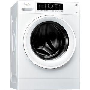 Masina de spalat rufe Whirlpool Supreme Care FSCR70414, 6th Sense, 7 kg, 1400 RPM, Clasa A+++, 60 cm, Alb