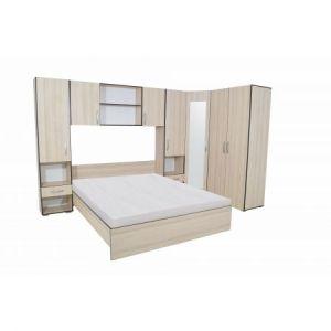 Set Dormitor Madrid, Ulm Deschis Wenge