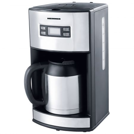 Cafetiera Heinner Master Collection HCM-1000XMC, 1000 W, 1.2 l