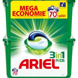 Detergent capsule Ariel 3in1 PODS, 70 spalari
