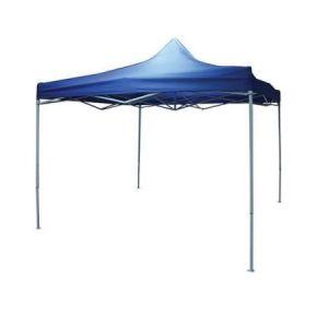 Pavilion pentru gradina, albastru, Strend Pro Montgomery Azzuro, tip evantai, 300 x 300 cm
