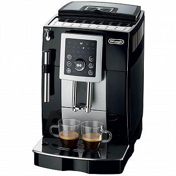 Espressor automat DeLonghi ECAM 23.210, 1450 W, 1.8 L, 15 bar, Negru