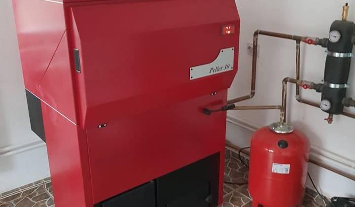 Întreținerea centralei pe peleți pentru o funcționare sigură și eficientă