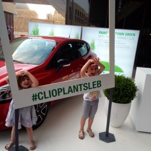 Renault Lebanon goes green 3