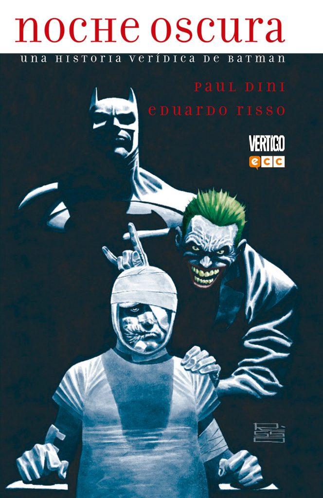 Noche oscura. Una historia verídica de Batman (Reseña)