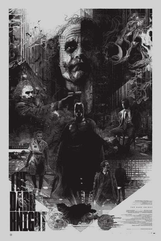The Dark Knight Krzysztof Domaradzki