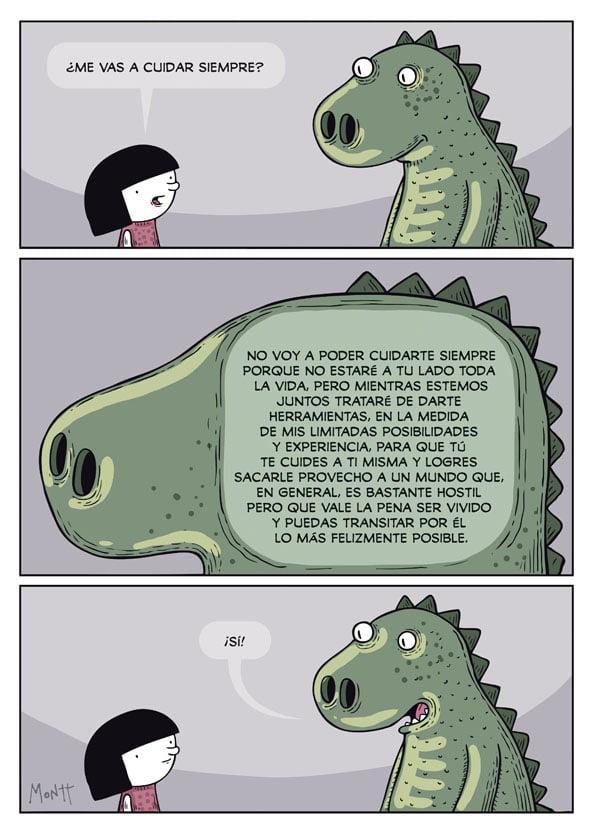 Laura y Dino