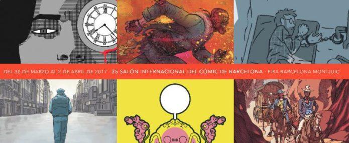 Astiberri en el 35 Salón Internacional del Cómic de Barcelona