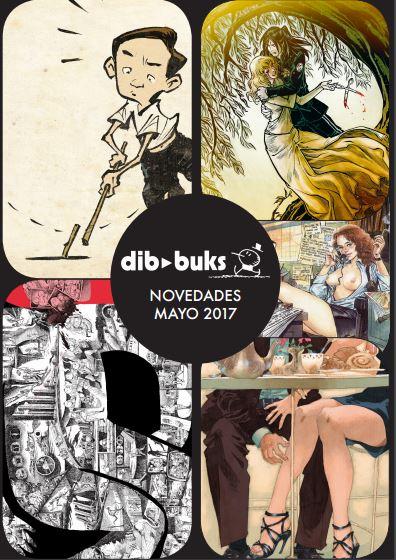 Novedades Dibbuks Mayo 2017