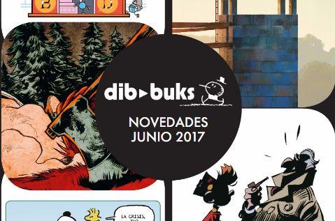 Novedades Dibbuks Junio 2017