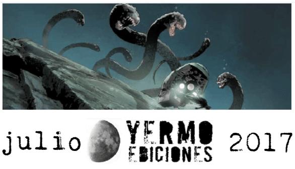 Novedades Yermo Ediciones Julio 2017