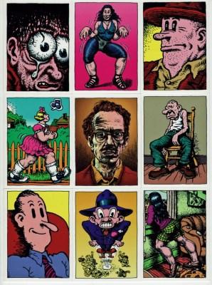 robert crumb characters