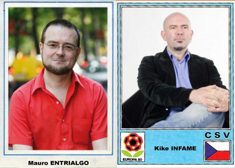 Mauro Entrialgo entrevista a Kike Infame
