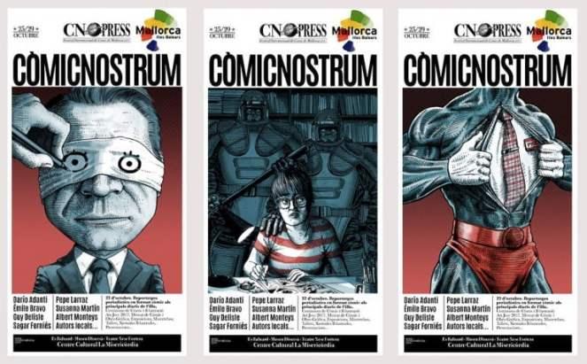 carteles còmic nostrum ATA