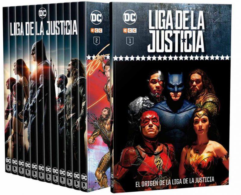 Liga de la Justicia Coleccionable Semana