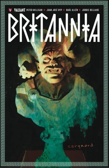 Britannia de Peter Milligan