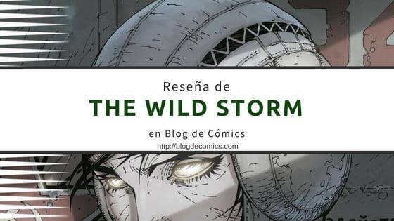 Reseña de The Wild Storm