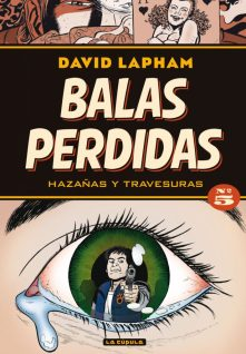 David Lapham - Balas perdidas 5 - cubierta.indd