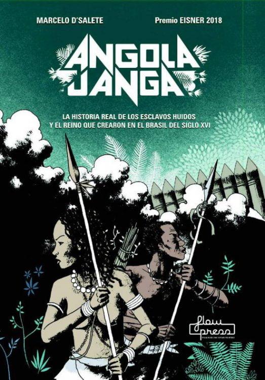 #reseñamos Angola Janga, de Marcelo D'Salete