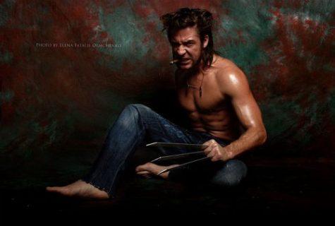 Cosplay Wolverine 01