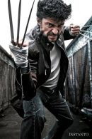 Cosplay Wolverine 03