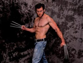 Cosplay Wolverine 05