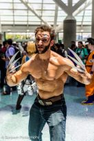 Cosplay Wolverine 06
