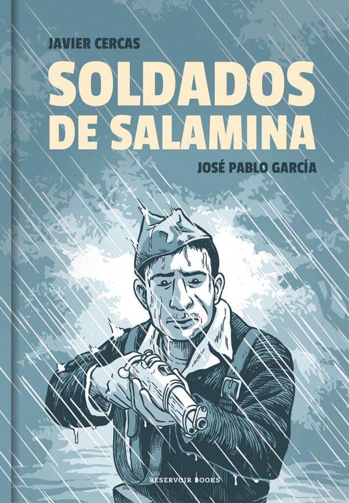 soldados de salamina novela grafica