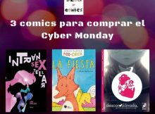3 comics cyber monday